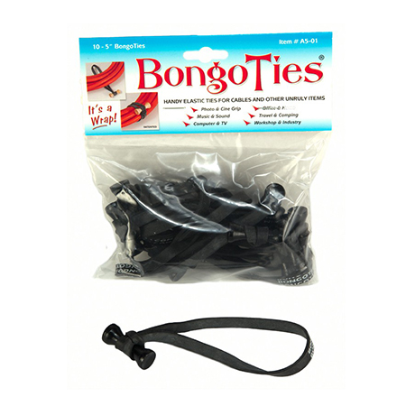 BongoTies-black
